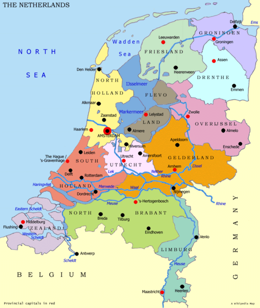 Motorhome rental RV rent and Campervan hire in the Netherlands