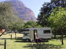 Camper in Zuid-Afrika